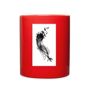 Black Feither - Full Color Mug