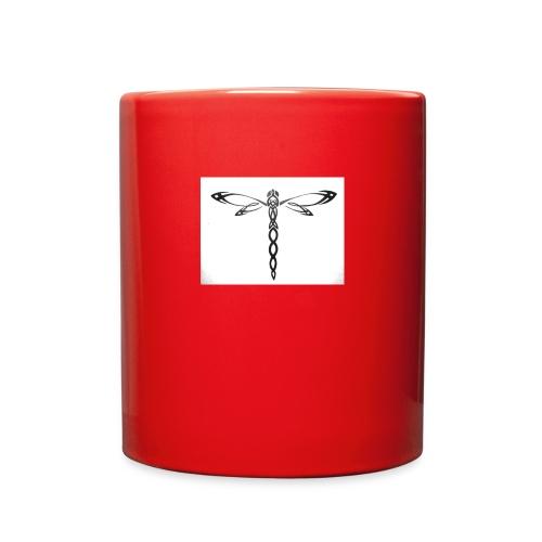 cool dragonfly - Full Color Mug