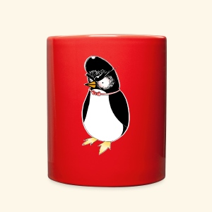 Angry Penguin - Full Color Mug