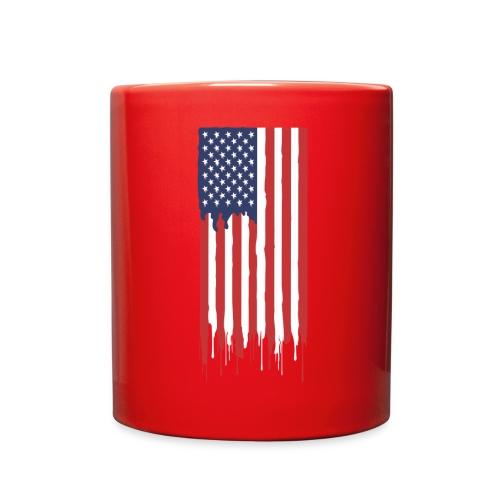 American flag - Full Color Mug