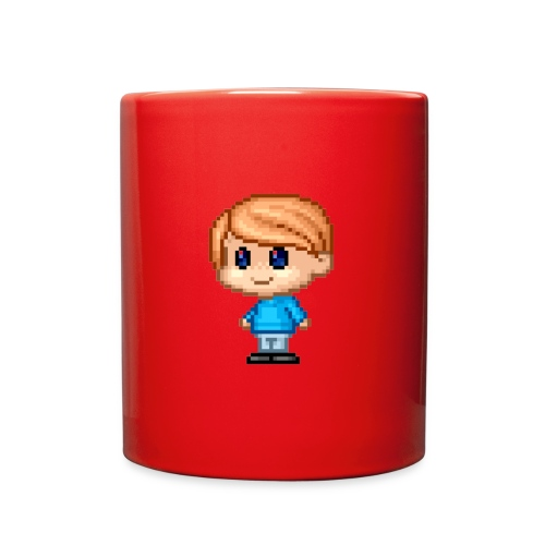 Josh Media Merch - Full Color Mug