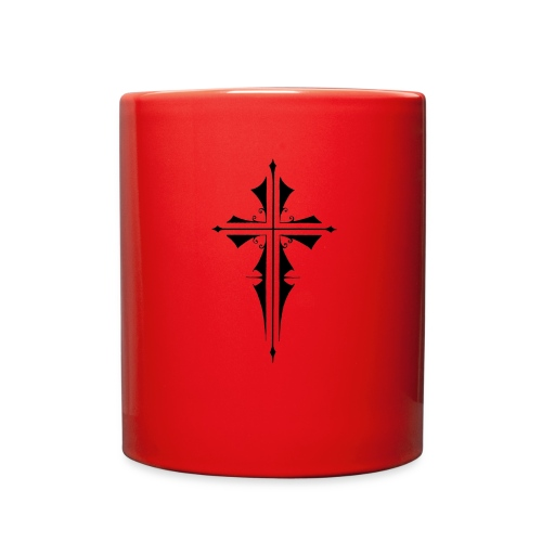 Gothic Cross - Full Color Mug