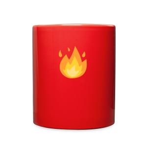 Fire - Full Color Mug