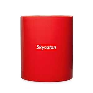 Limited Edition Supreme SkyCatan Logo - Full Color Mug