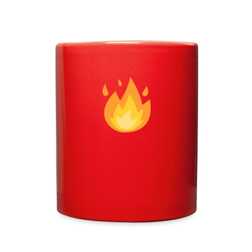Fire - Full Color Mug