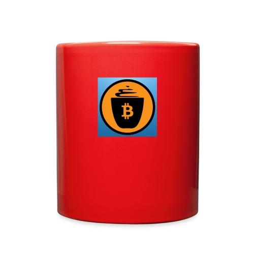 CafeBitcoin - Full Color Mug