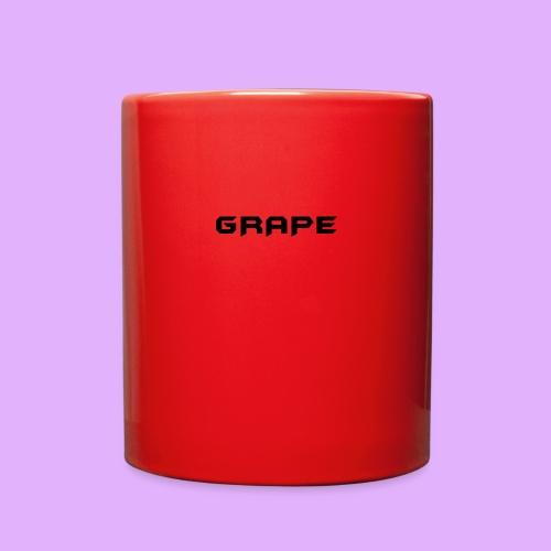 Grape - Full Color Mug
