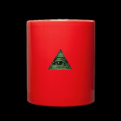 Dolluminati symbol - Full Color Mug