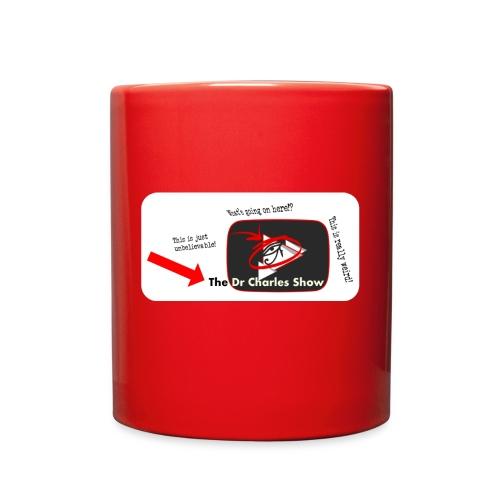 Mugs, Phone Cases, Buttons. Wooohooo! - Full Color Mug