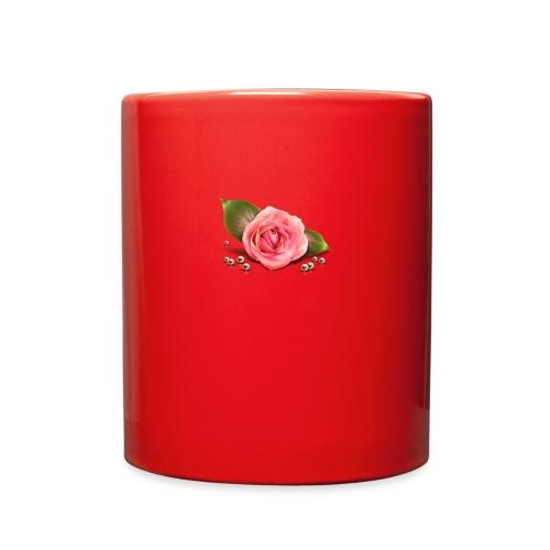 Pink Rose - Full Color Mug