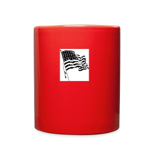 ALL AMERICAN - Full Color Mug