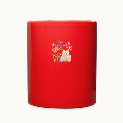 NATURE ROCKS CHILDREN Carolyn Sandstrom THR - Full Color Mug