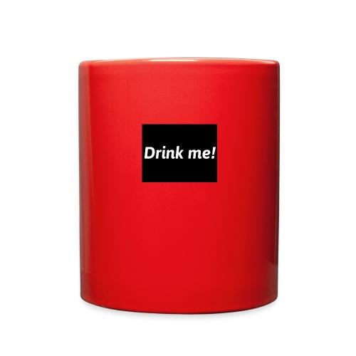 Drink me - Full Color Mug