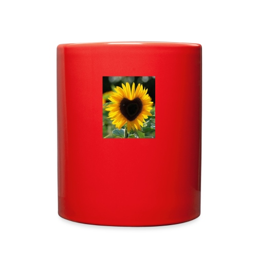 Sunflower of Love - Full Color Mug