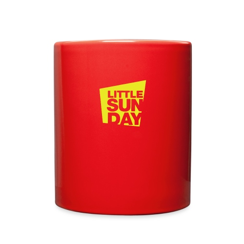 littleSUNDAY Official Logo - Full Color Mug