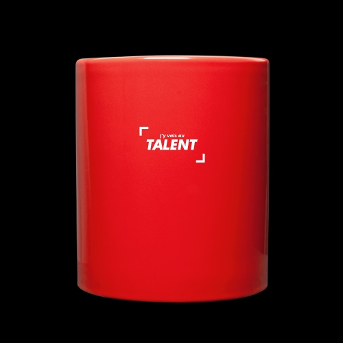 talent - Full Color Mug