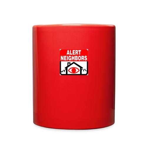 Alert Neighbors Logo - Full Color Mug