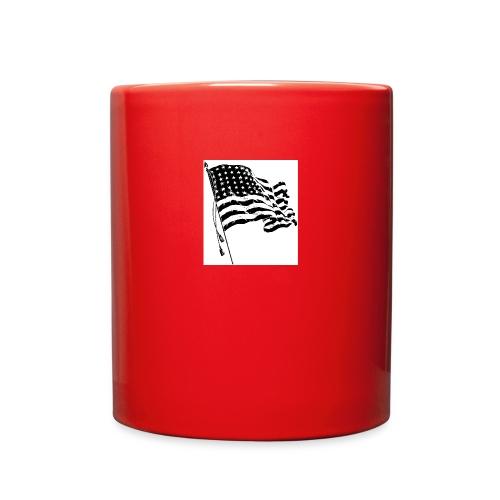 ALL AMERICAN - Full Color Mug