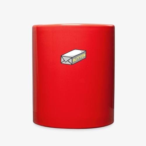 Fl0ting Bean Butter - Full Color Mug