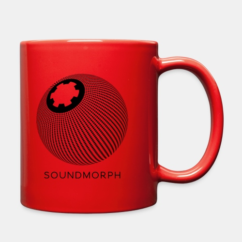 SoundMorph : Dot Matrix Mug - Full Color Mug