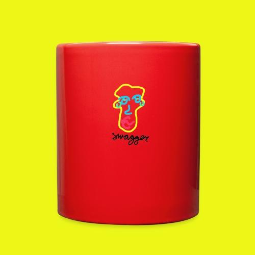 "the ""avanteswag"" merch - Full Color Mug"
