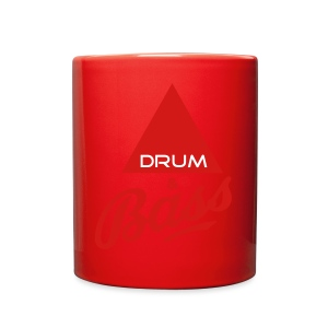 Drum and Bass - Full Color Mug