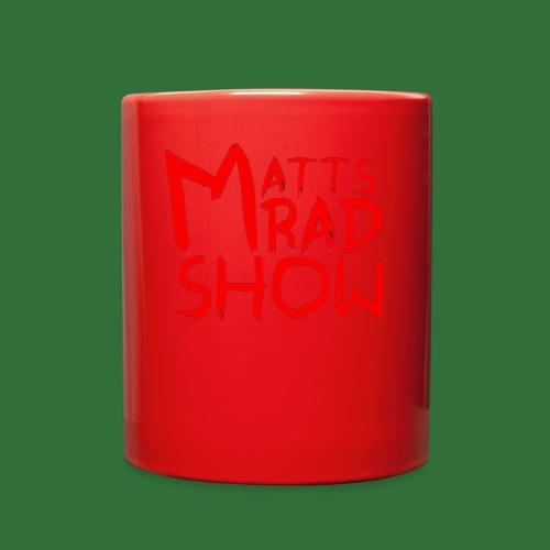 Spray Paint Logo - Full Color Mug