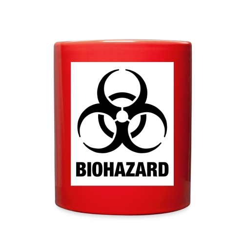 Biohazard - Full Color Mug