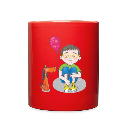 I Can Do It - Full Color Mug