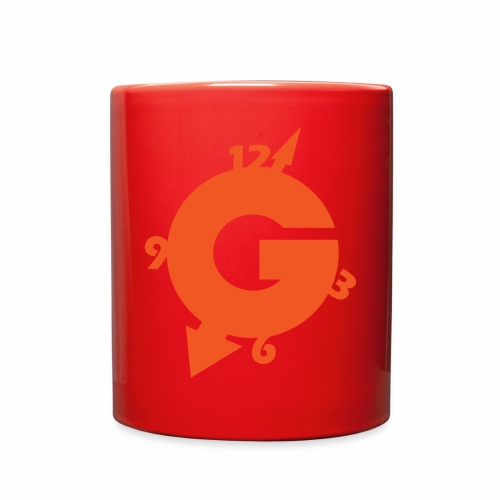 NEW GOZOTIME LOGO solo 2018 C - Full Color Mug