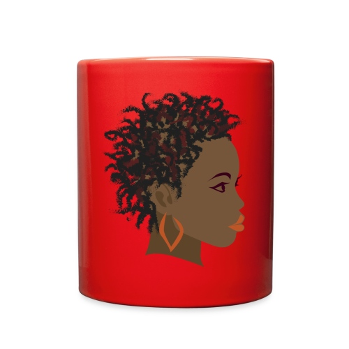 African Girl 2 - Full Color Mug