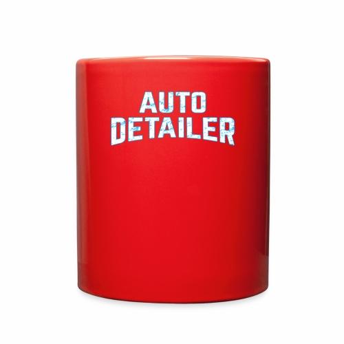 AUTO DETAILER SHIRT | CAR DETAILING - Full Color Mug