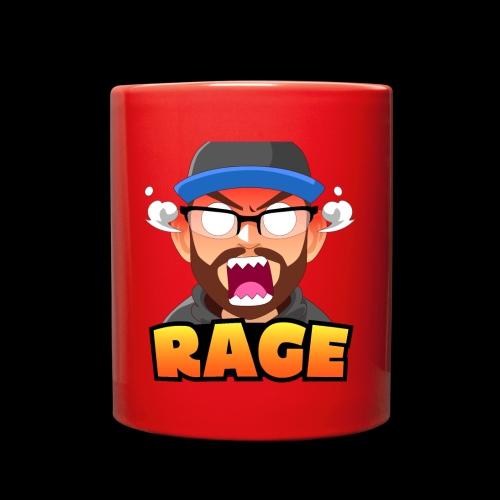 RAGE - Full Color Mug