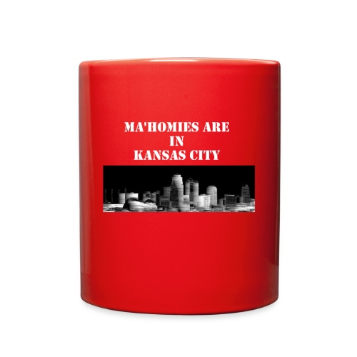 Ma'homies are in Kansas City - Full Color Mug