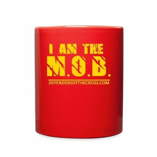 I AM The Mob Defenders of the Cross T-Shirt - Full Color Mug