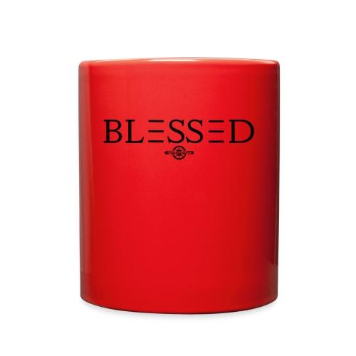 BLESSED - Full Color Mug