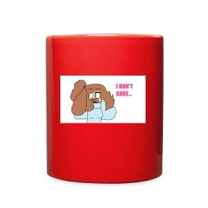 Cinnamon doesn't care.. - Full Color Mug