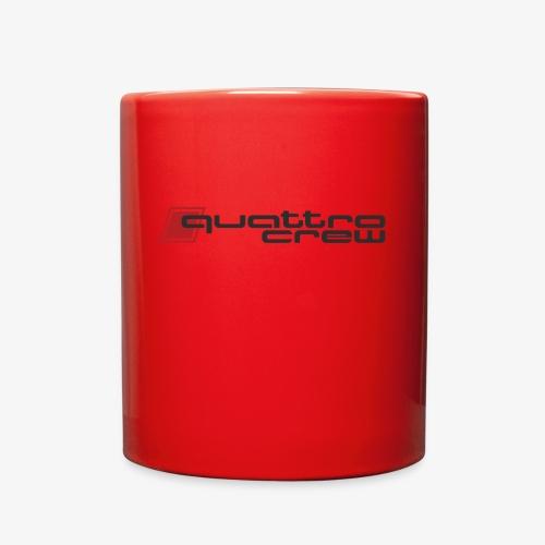 Quattro Crew - Dark Logo - Full Color Mug