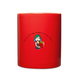 Strawberry Cake! - Full Color Mug