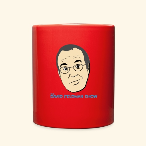 David Feldman Show Official Logo - Full Color Mug