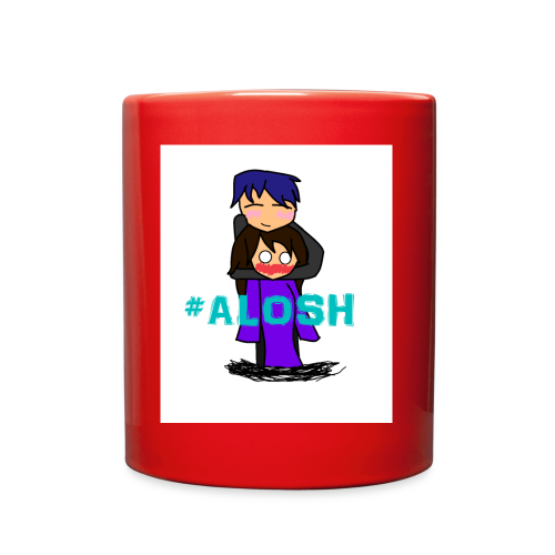 #ALOSH4LIFE - Full Color Mug