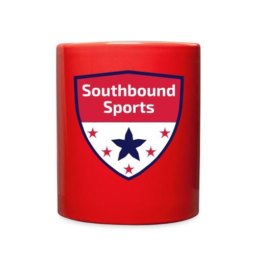 Southbound Sports Crest Logo - Full Color Mug