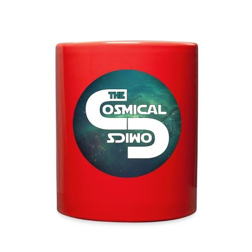 TheCosmicalComics logo - Full Color Mug