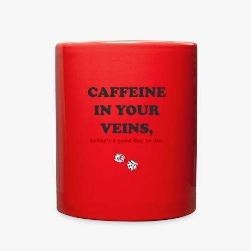High Octane Mug - Full Color Mug