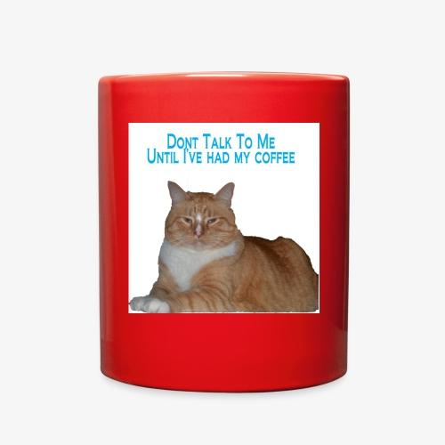 Grumpy Mornings - Full Color Mug