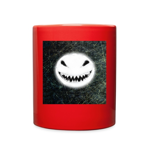 Angry Snowman - Full Color Mug