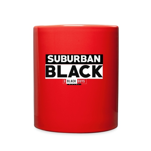 SUBURBAN BLACK - Full Color Mug