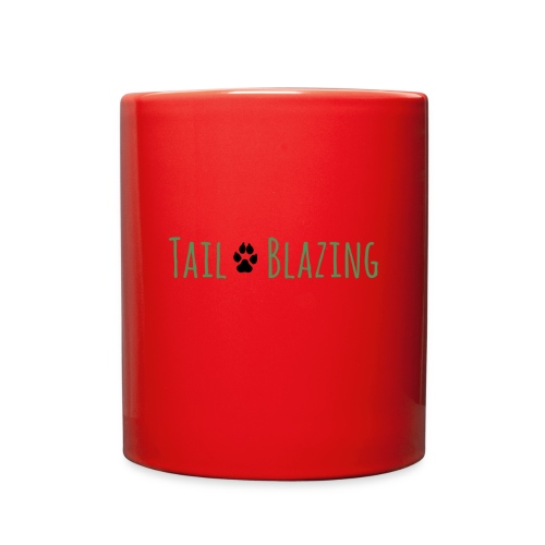 Tail Blazing - Full Color Mug