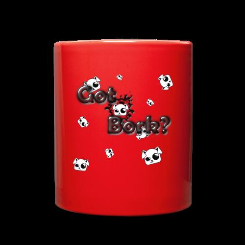 Got Bork? - Full Color Mug