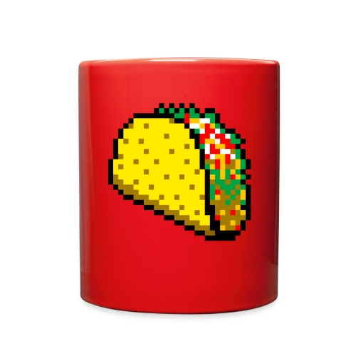 8bit Taco - Full Color Mug